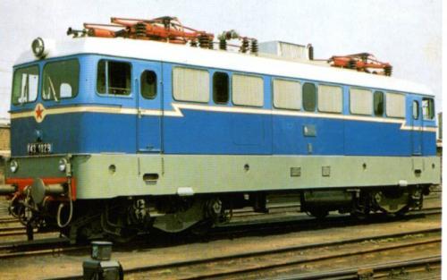 Ganz mozdony V43.1029 Szili